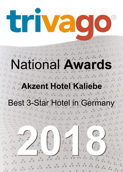 Wir sind Gewinner des Trivago Awards 2018!